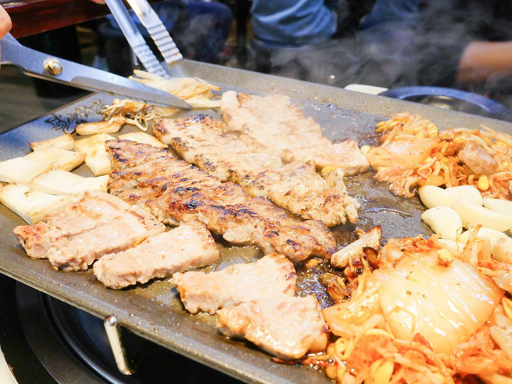 [台北 大安] 韓國正宗八色烤肉 東區韓式料理推薦