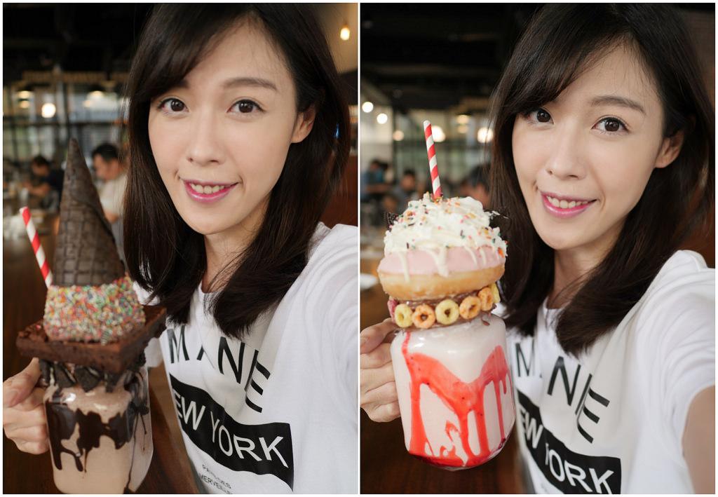 [台北 內湖] Holly Brown Coffee 來自香港的惡魔奶昔 港墘站美食