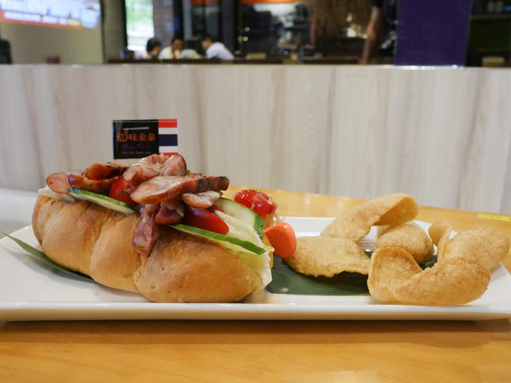 [台北 內湖] Mrs.THAI 這味泰泰  泰式風味創意早午餐 西湖港墘站美食