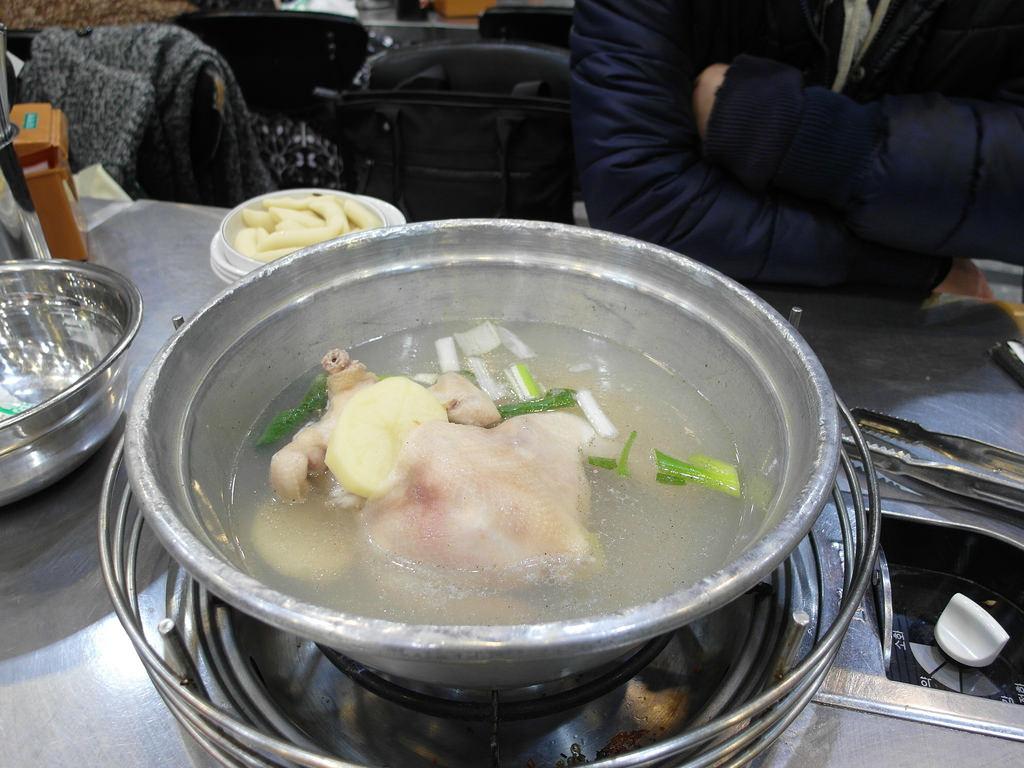[韓國 首爾] 東大門 陳玉華一隻雞