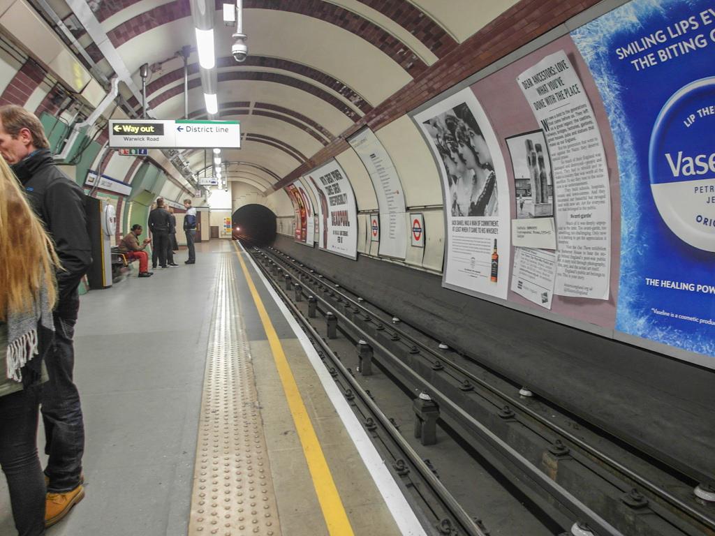 英國倫敦市區交通方式介紹 牡蠣卡 Oyster Card 暢遊倫敦