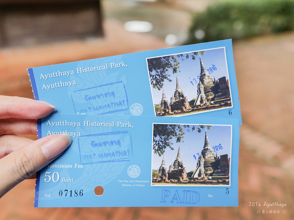 [泰國 大城] 大城景點總整理 包含景點位置、景點介紹、主題特色