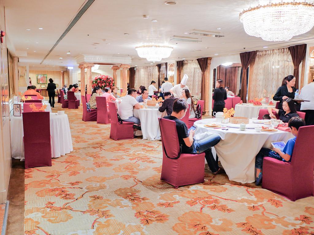 [台北 中山] 九華全鴨匯 一鴨九吃創意料理 華泰王子大飯店