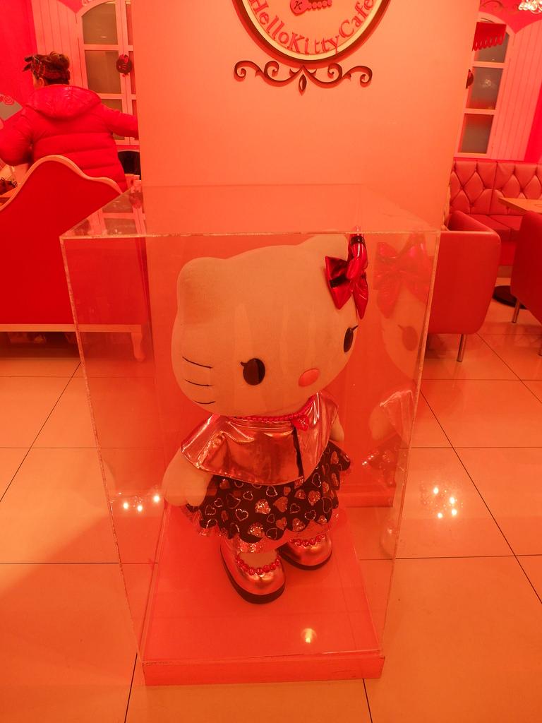 [韓國 首爾] 弘大 少女最愛的 Hello Kitty Cafe