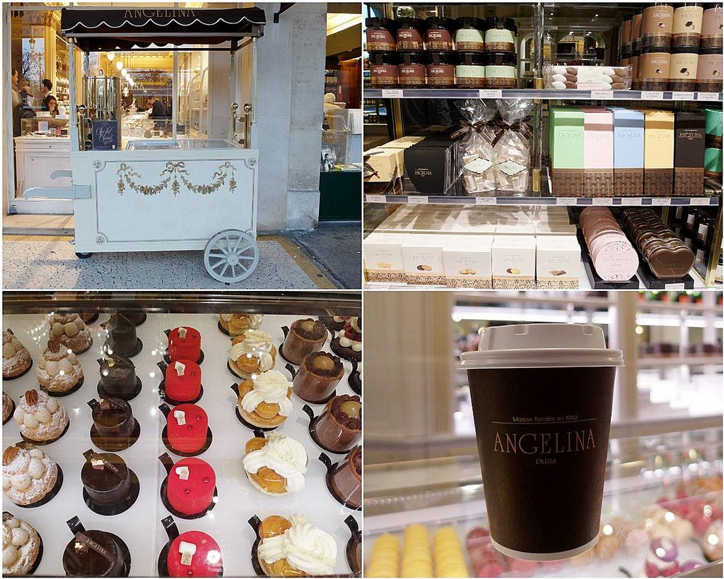 法國巴黎必吃甜點名店總整理 包含分店資訊、推薦指數、心得分享