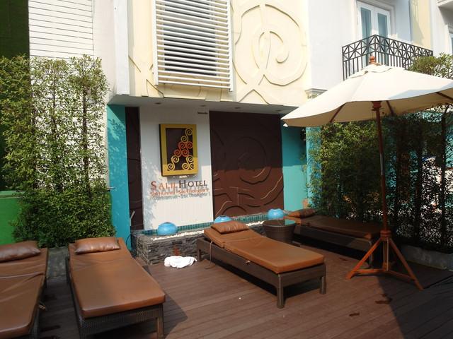 [曼谷] 推薦給少女的Salil Hotel Sukhumvit – Soi Thonglor 1