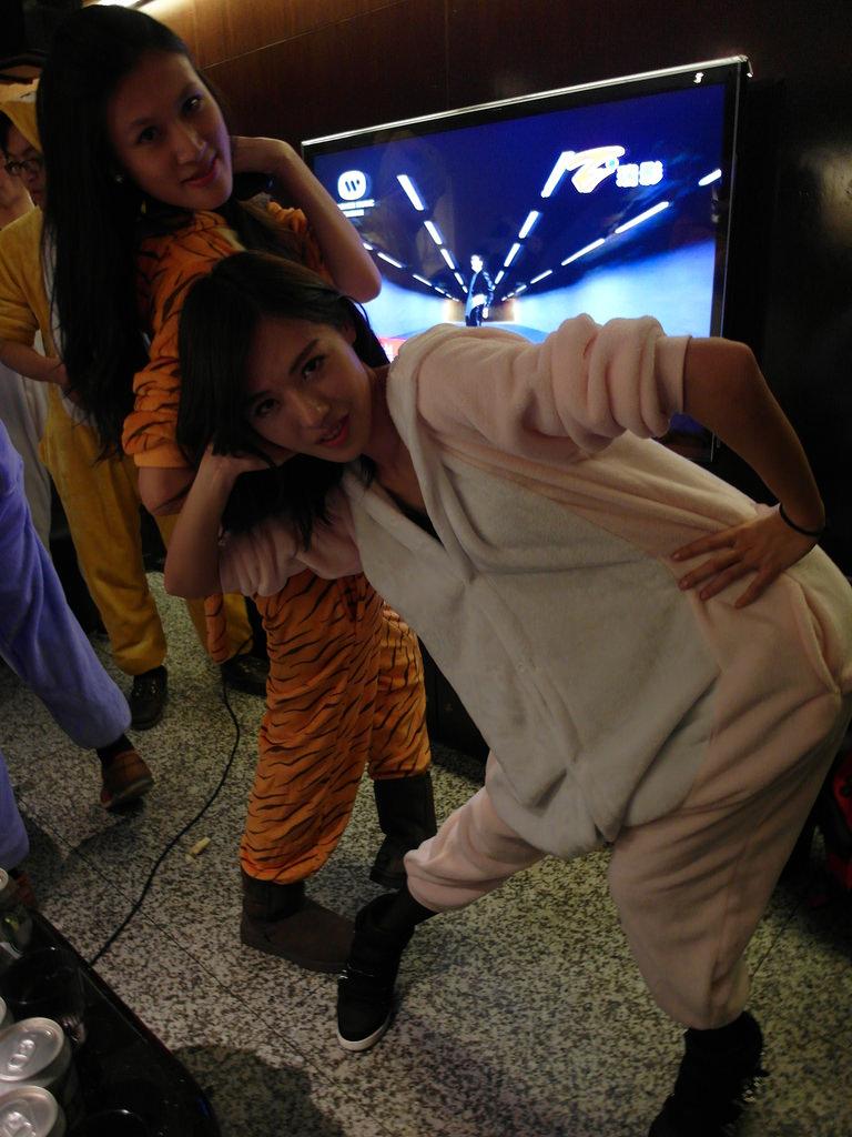 [心得] 淘寶 法蘭絨動物連身睡衣