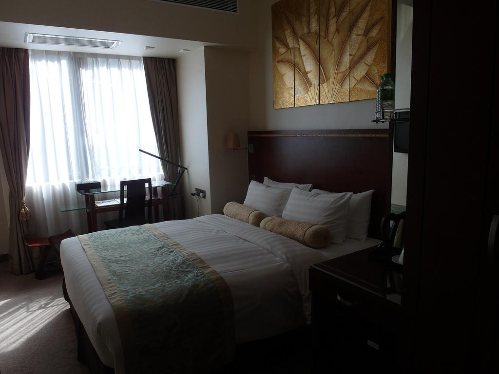 [香港 灣仔] Brighton Hotel 麗駿酒店 灣仔捷運站旁 地點超方便香港平價飯店推薦
