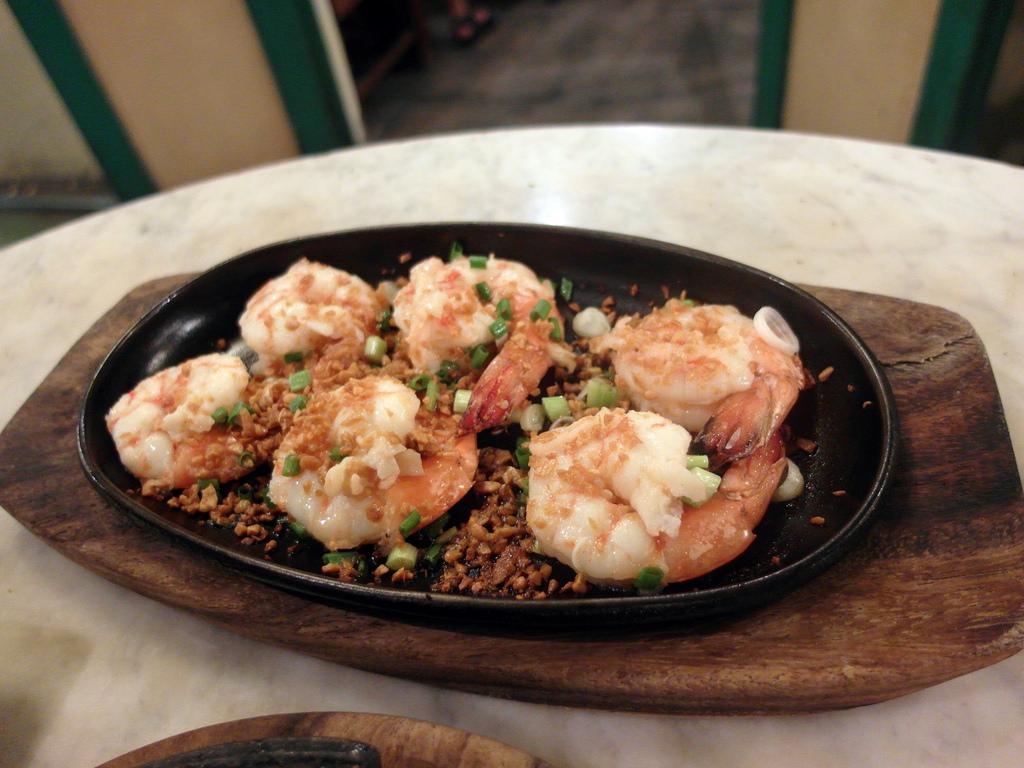 泰國曼谷美食推薦 曼谷必吃巷弄美食 Harmonique泰式料理餐廳