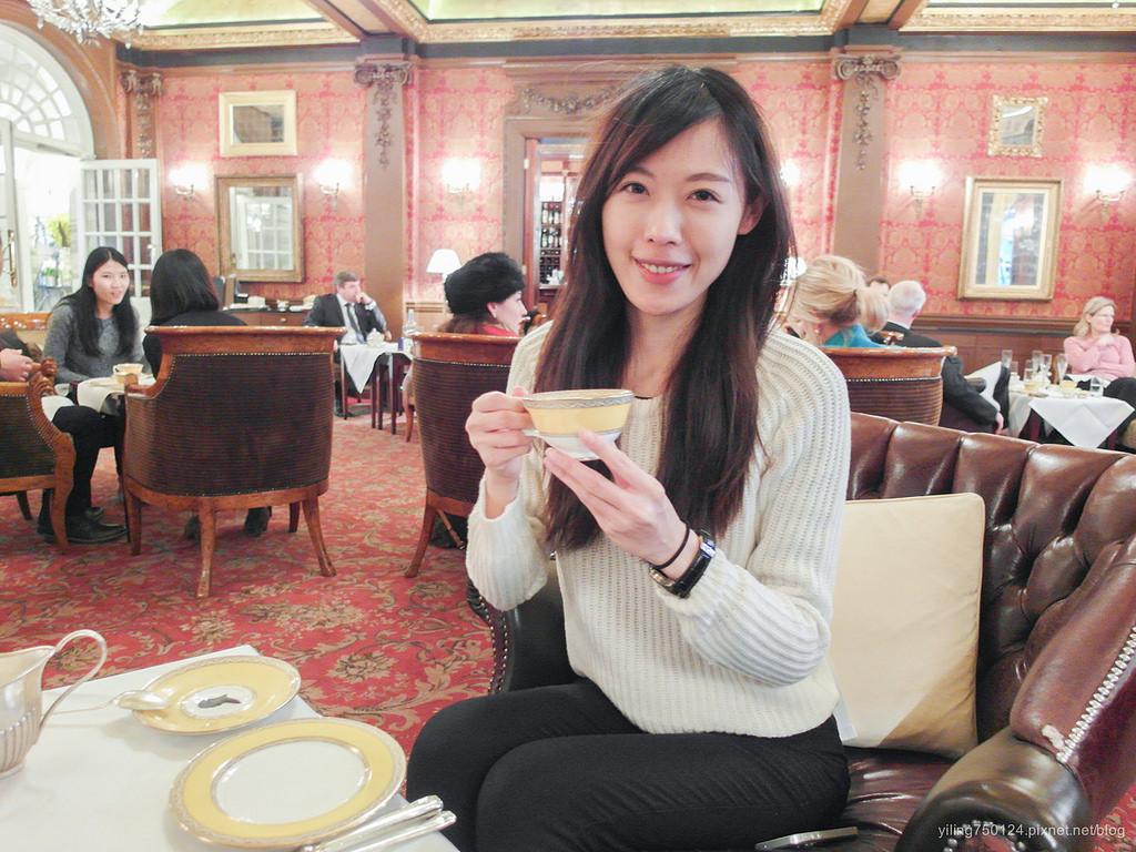 [英國 倫敦] The Goring Hotel 英國不可錯過的三層下午茶饗宴