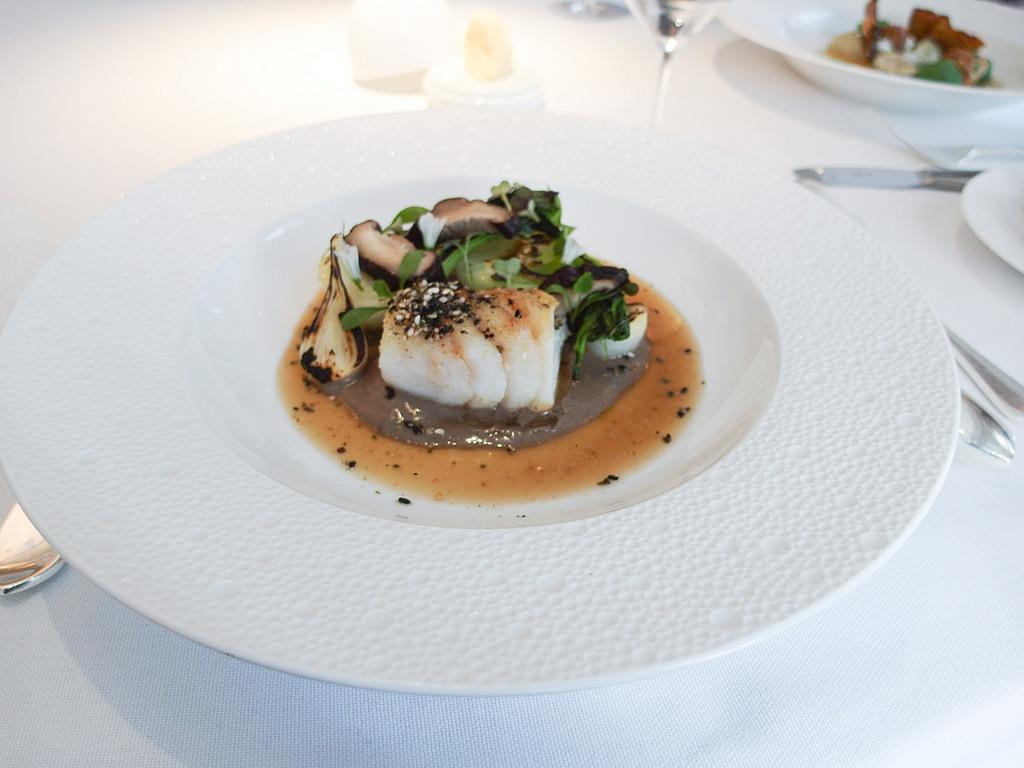 [英國 倫敦] 地獄廚房拉姆齊主廚米其林三星餐廳 Restaurant Gordon Ramsay