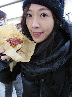 [英國 倫敦] Beigel Bake 超平價貝果 Brick Lane 紅磚巷美食