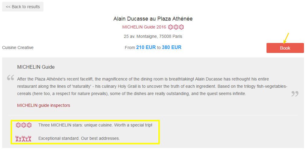 [歐洲] 第一次吃米其林就上手 如何查詢米其林餐廳、便宜吃米其林、米其林用餐注意事項