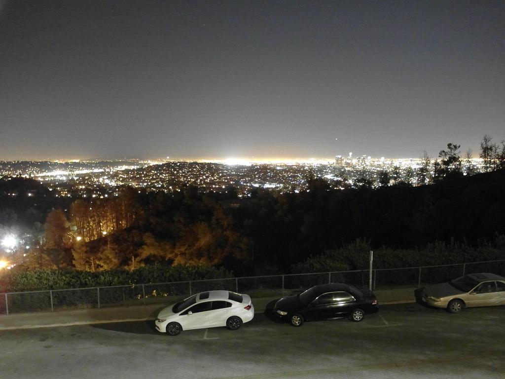 美國洛杉磯景點 比佛利山莊+星光大道+格里菲斯天文台
