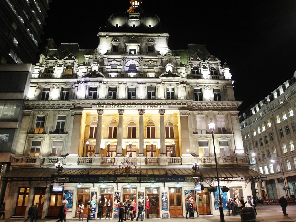 [英國 倫敦] 音樂劇 歌劇魅影 網路購票教學 心得分享 The Phantom of the Opera