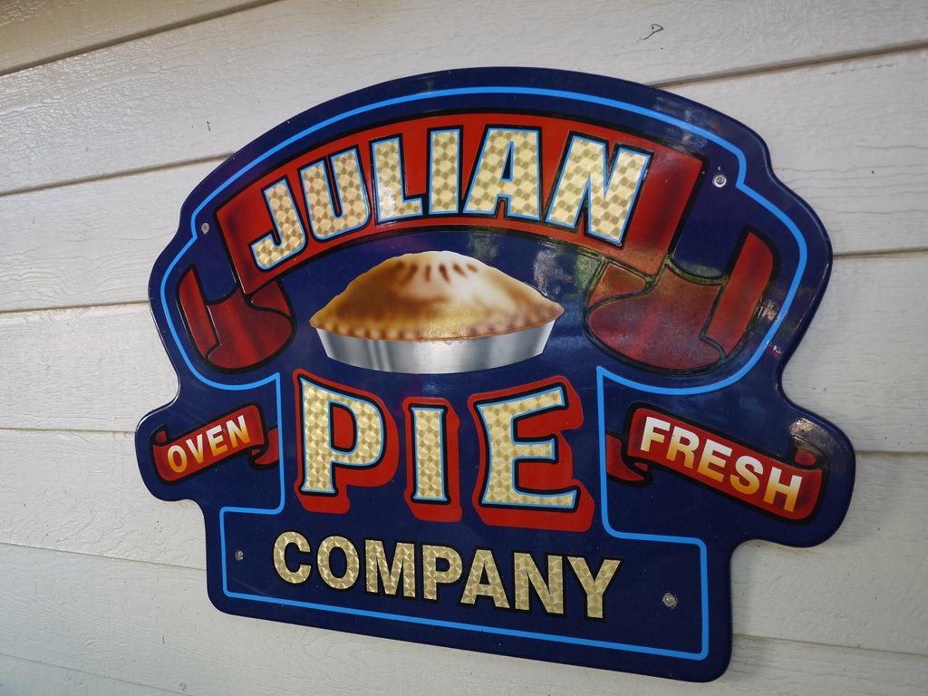 [美國 聖地牙哥] Julian Pie Company 蘋果派